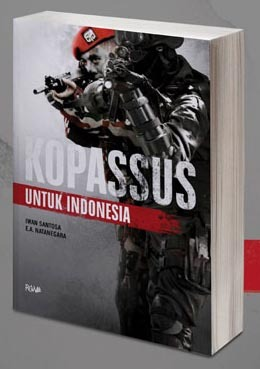Ebook Kopassus Untuk Indonesia Rahasia Pasukan Komando